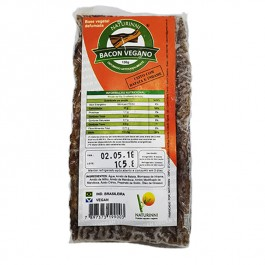 Bacon Vegano Defumado Naturinni - 130g