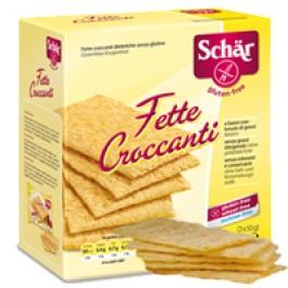 Biscoito Fette Croccanti Salgado Schär - 150gr