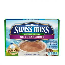 Chocolate Quente Swiss Miss Zero - 125gr