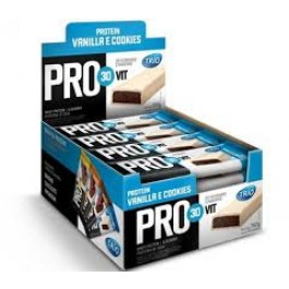 Barra Trio Protein Pro Vit 30 - 24 barras - 33gr