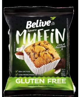 Muffin Belive Be Free - 40gr