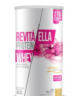 Revitá Whey Protein Ella Chámais - 400gr