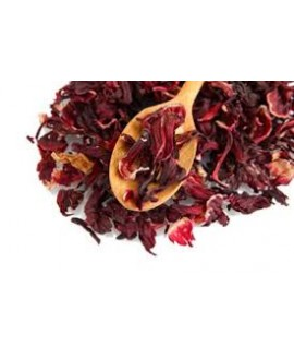 Chá de Flor de Hibiscus - 100gr