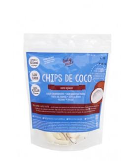 Chip de Coco Sem Açúcar HoLy Nuts - 80gr