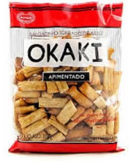 Biscoito de Arroz Okaki - 100gr