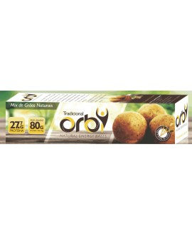 Orb Natural Energy Balls - 80gr