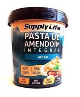 Pasta de Amendoim Suply Life - 500gr