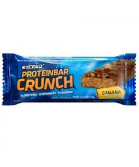 Barra Exceed Protein Crunch Advanced Nutrition - 30gr