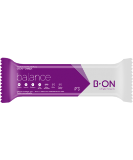 Barra B-ON Balance (Cacau + Canela)- 50gr