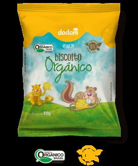 Biscoito Queijo Dodani Orgânicos - 30gr