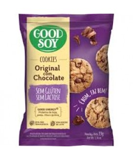 Cookie Goodsoy Sem Glúten - 33gr