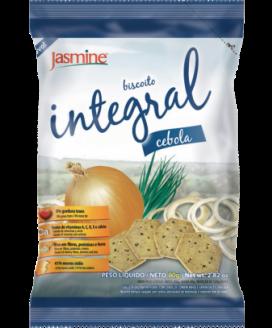 Biscoito Salgado Cebola Jasmine 80gr