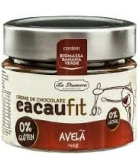Cacau Fit Chocolate Avelã La Pianezza - 145gr