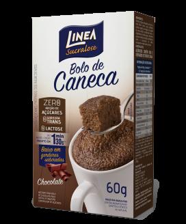Bolo de Caneca Linea zero Açúcar - 60gr
