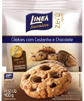 Cookies Linea Sucralose Zero Açúcar - 40gr