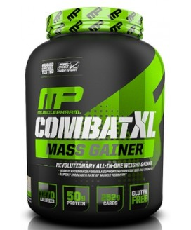 Combat XL Mass Gainer Muscle Pharm -2.722gr