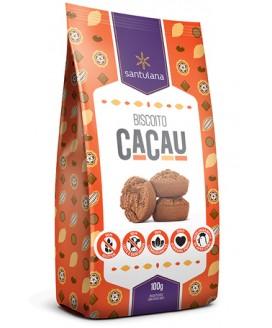 Biscoito Cacau Santulana - 100gr