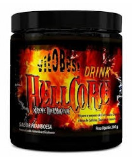 Hell Core Drink VitObest - 200gr