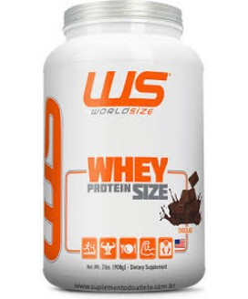 Whey Protein Size - World Size - 908gr