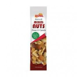 Barra Nuts Agtal - 30gr