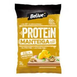Snack +Protein Manteiga com Ervas Belive - 35gr