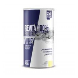 Revitá 100% Concentrate Protein ClinicMais ChaMais -