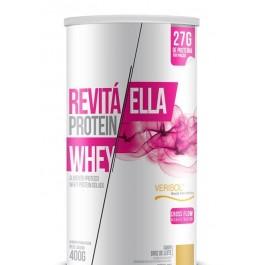 Revitá Whey Protein Ella ClinicMais Chámais - 400gr