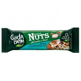 Barra Cuida Bem Nuts - 30gr