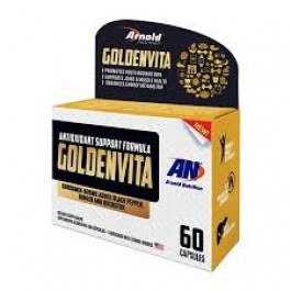 Golden Vita Arnold Nutrition - 60cp