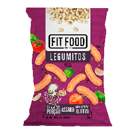 Legumitos Sabor Pizza Fit Food - 33gr