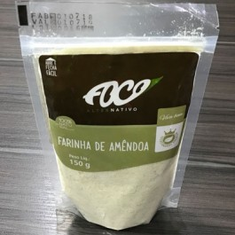 Farinha de Amendoas Foco Alternativo - 150gr