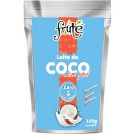 Leite de Coco em Pó Fruté - 100gr