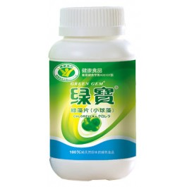Chlorella Green Gem - 360tb - 1000tb