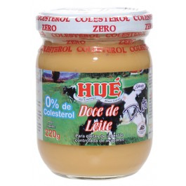 Doce de Leite Diet Colesterol Zero Hué - 220gr