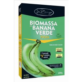 Biomassa de Banana Verde La Pianezza Polpa - 250gr