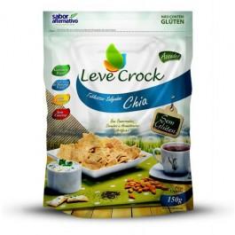 Biscoito Tabletitos Leve Crock - 150gr