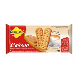 Biscoito Maisena Lowçúcar Zero - 140gr