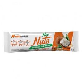 Barra Neo Nuts Colageno Coco Neonutri - 30gr