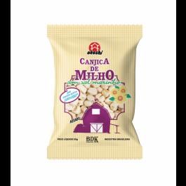 Canjica de Milho com Sal Marinho Okoshi - 50gr