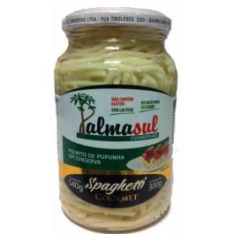 Espaguete de Palmito Pupunha Palmasul - 540gr