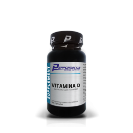Vitamina D Performance - 100cp