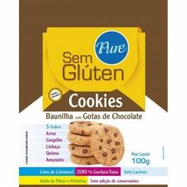 Cookie Pure Sem Glúten - 100gr