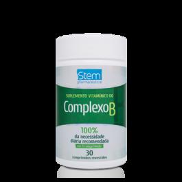 Complexo B Stem Pharmaceutical - 30cp