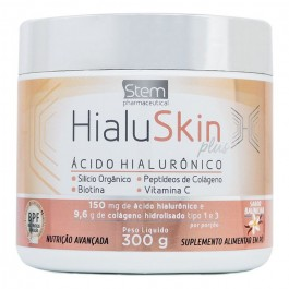 Hialuskin Plus em Pó Stem Pharmaceutical - 300gr