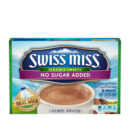 Chocolate Quente Swiss Miss Zero - 125gr