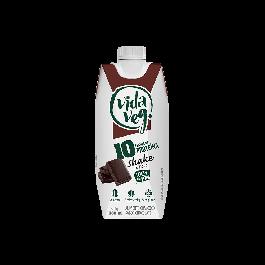 Shake de Coco Sabor Chocolate Vida Veg – 330ml