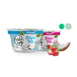 Iogurte Gregoveg VidaVeg - 130gr