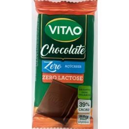 Chocolate Zero Lactose Vitao - 22g