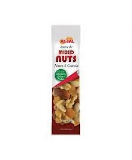 Barra Nuts Agtal - 30gr