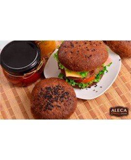Pão Aleca Low Carb  Hamburguer - 2 unid